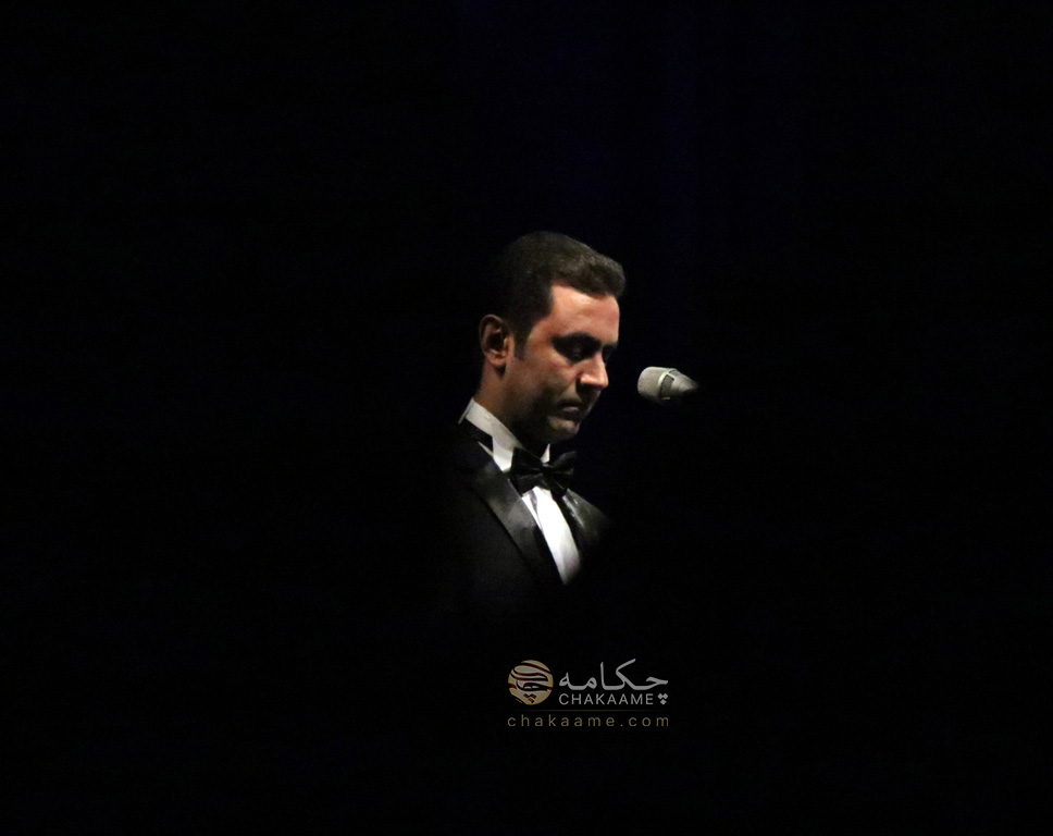 کنسرت ارکستر فرهنگ و هنر به رهبری فرهاد فخرالدینی
