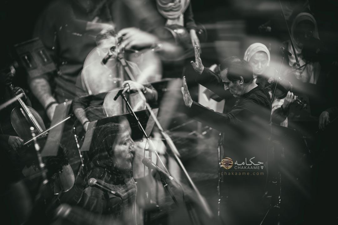 کنسرت ارسلان کامکار و ارکستر مانجین