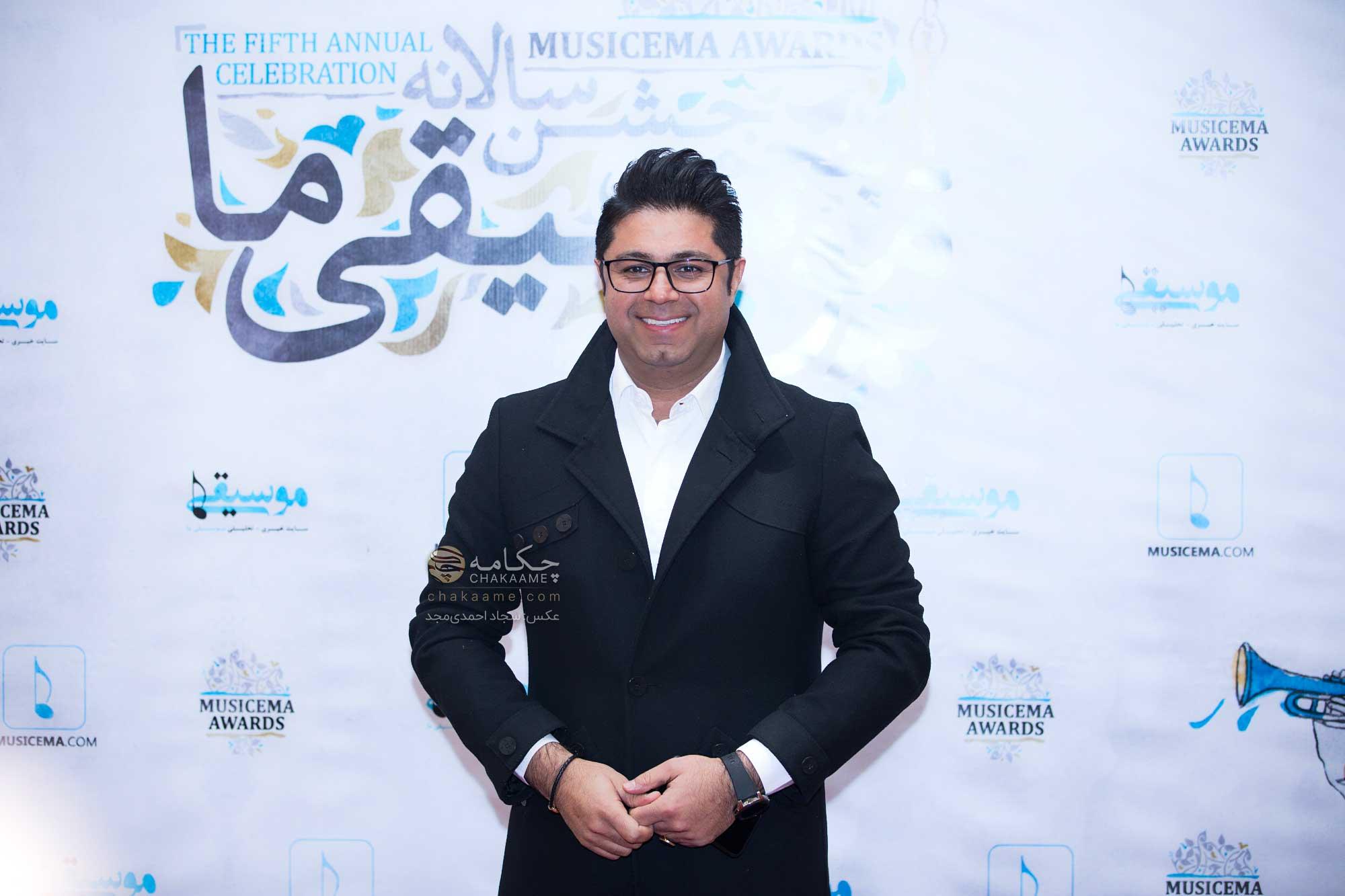 حجت اشرف زاده - پنجمین جشن سالانه موسیقی ما