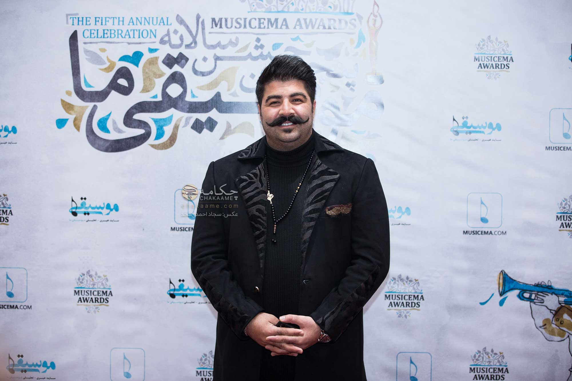 بهنام بانی - پنجمین جشن سالانه موسیقی ما