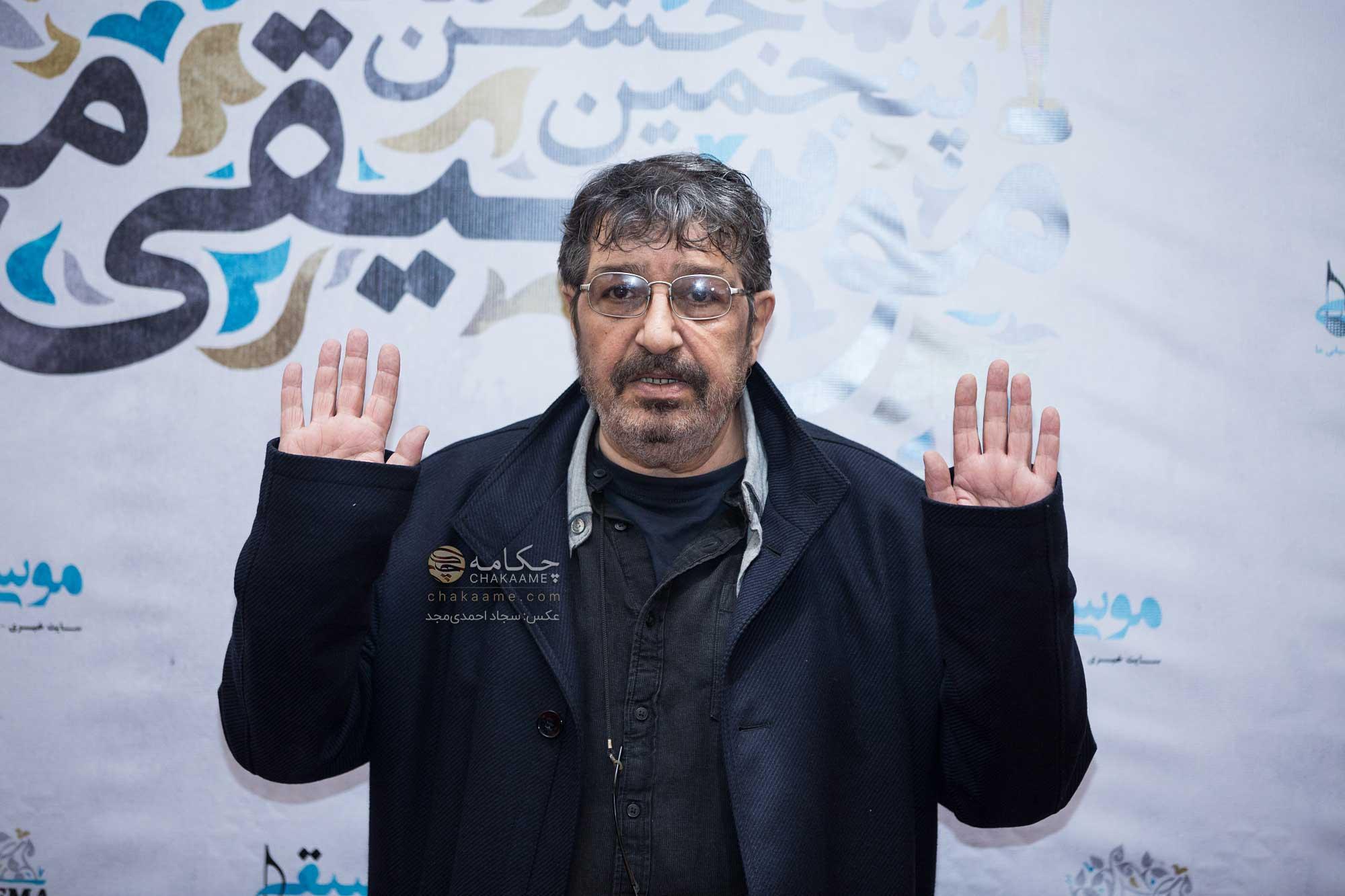 محمد صالح علا - پنجمین جشن سالانه موسیقی ما