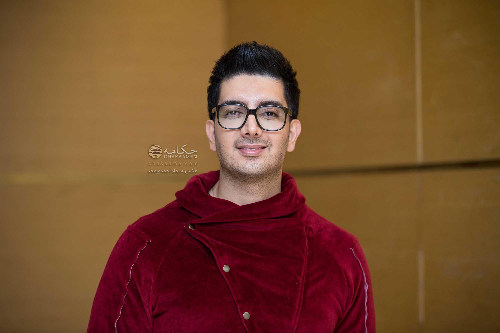 فرزاد فرزین - پنجمین جشن سالانه موسیقی ما