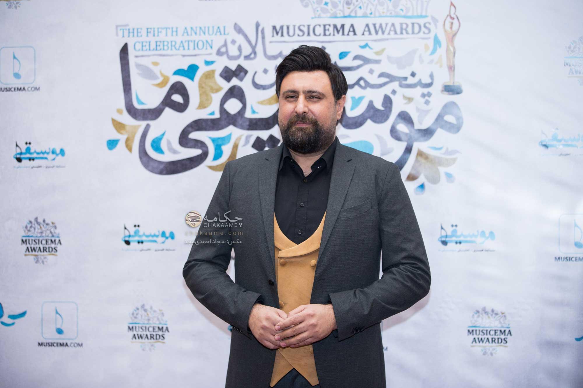 محمد علیزاده - پنجمین جشن سالانه موسیقی ما