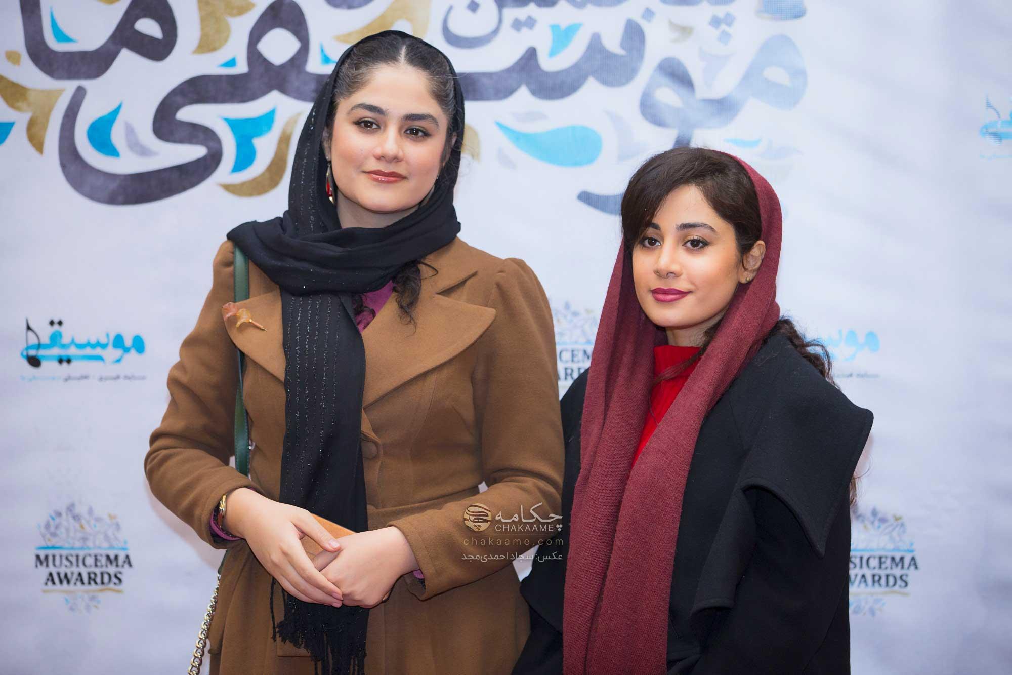 سحر محمدی - پنجمین جشن سالانه موسیقی ما