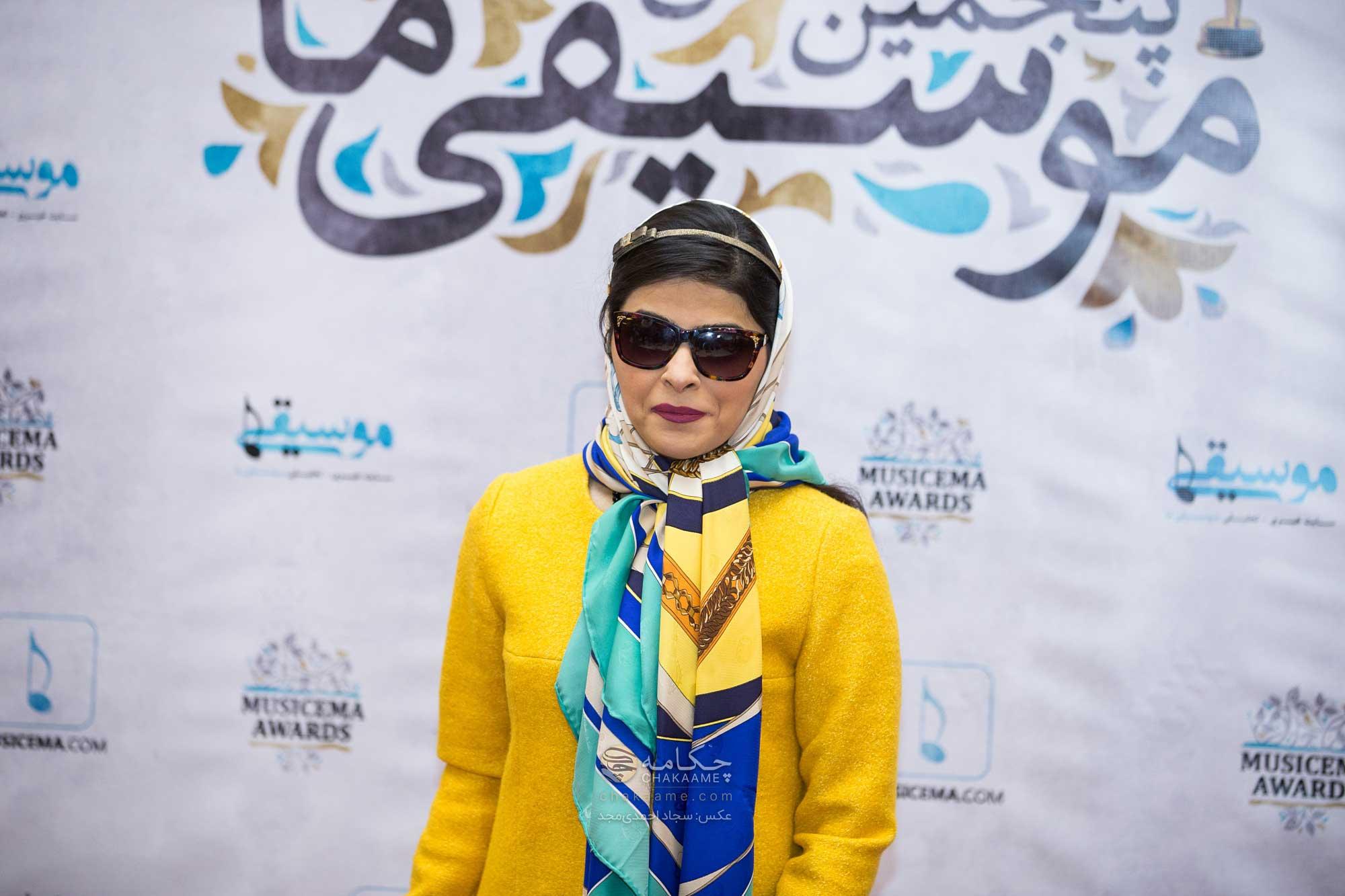 مریم حیدرزاده - پنجمین جشن سالانه موسیقی ما