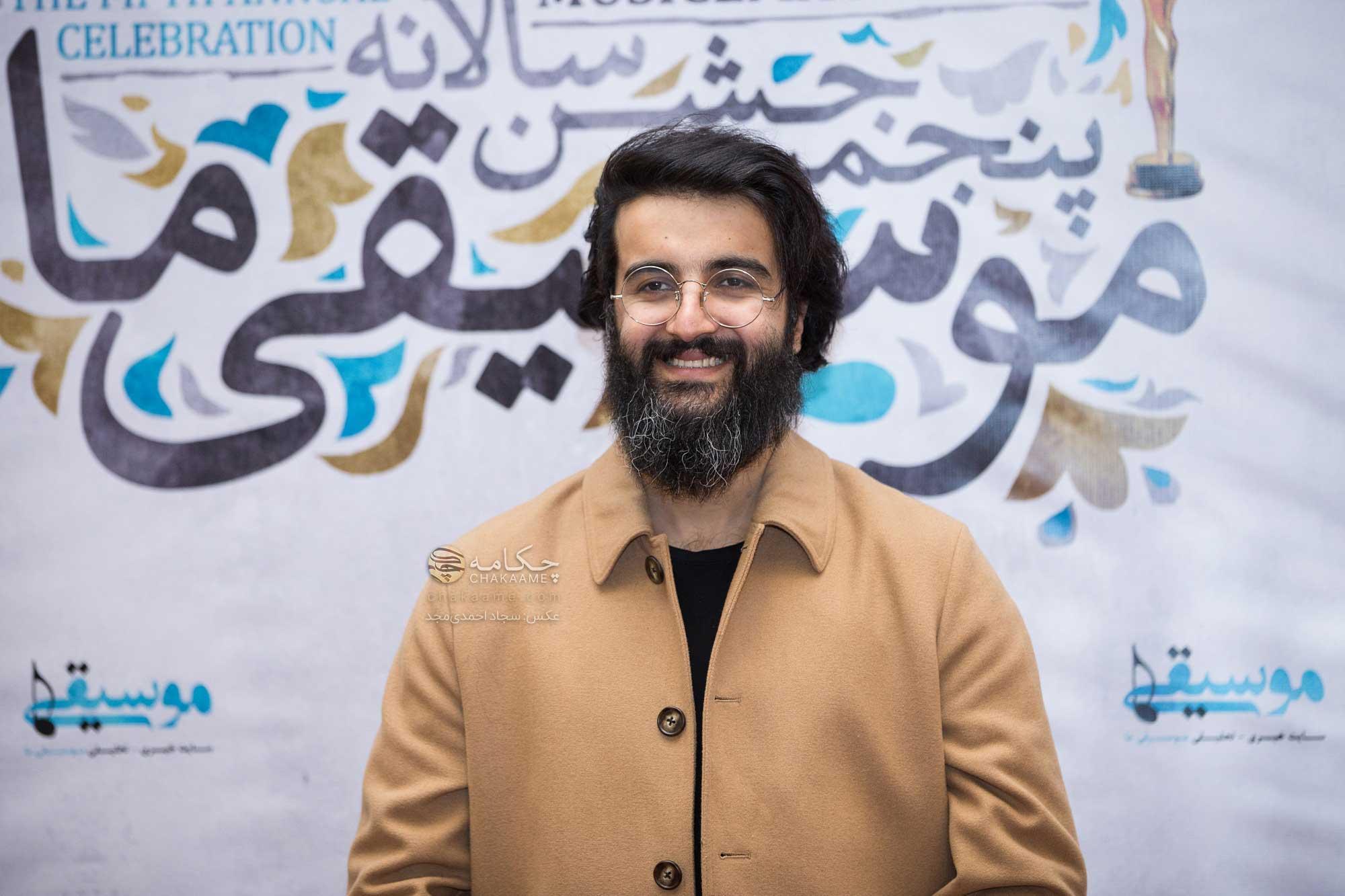 مهدی دارابی - هوروش بند - پنجمین جشن سالانه موسیقی ما