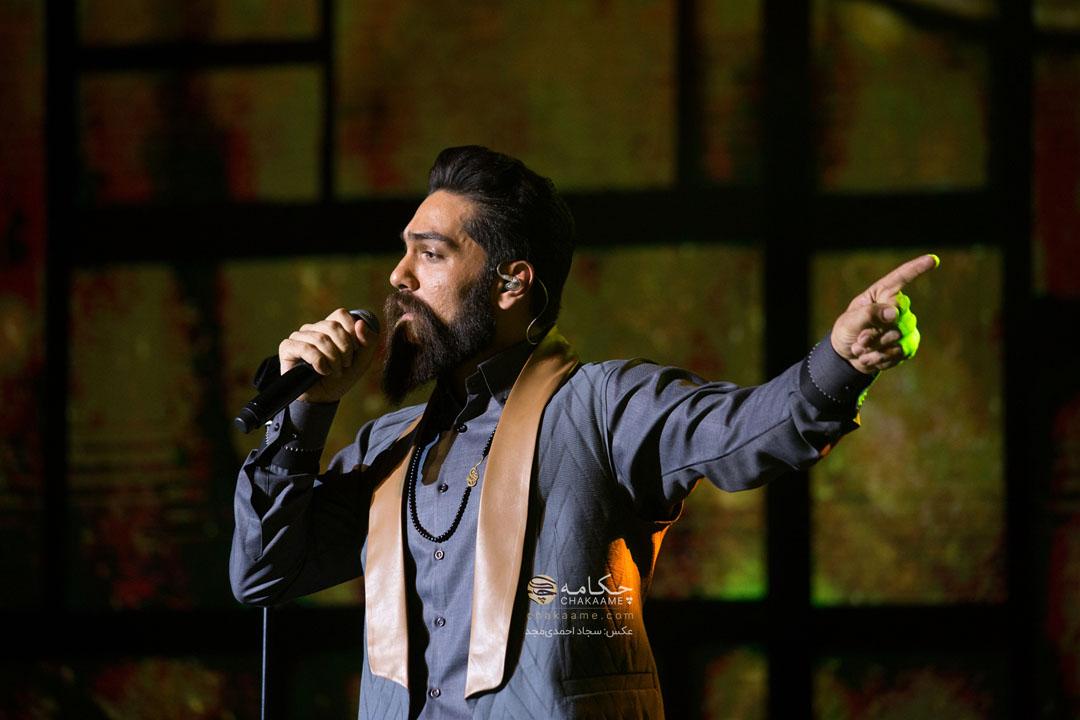 کنسرت علی زند وکیلی