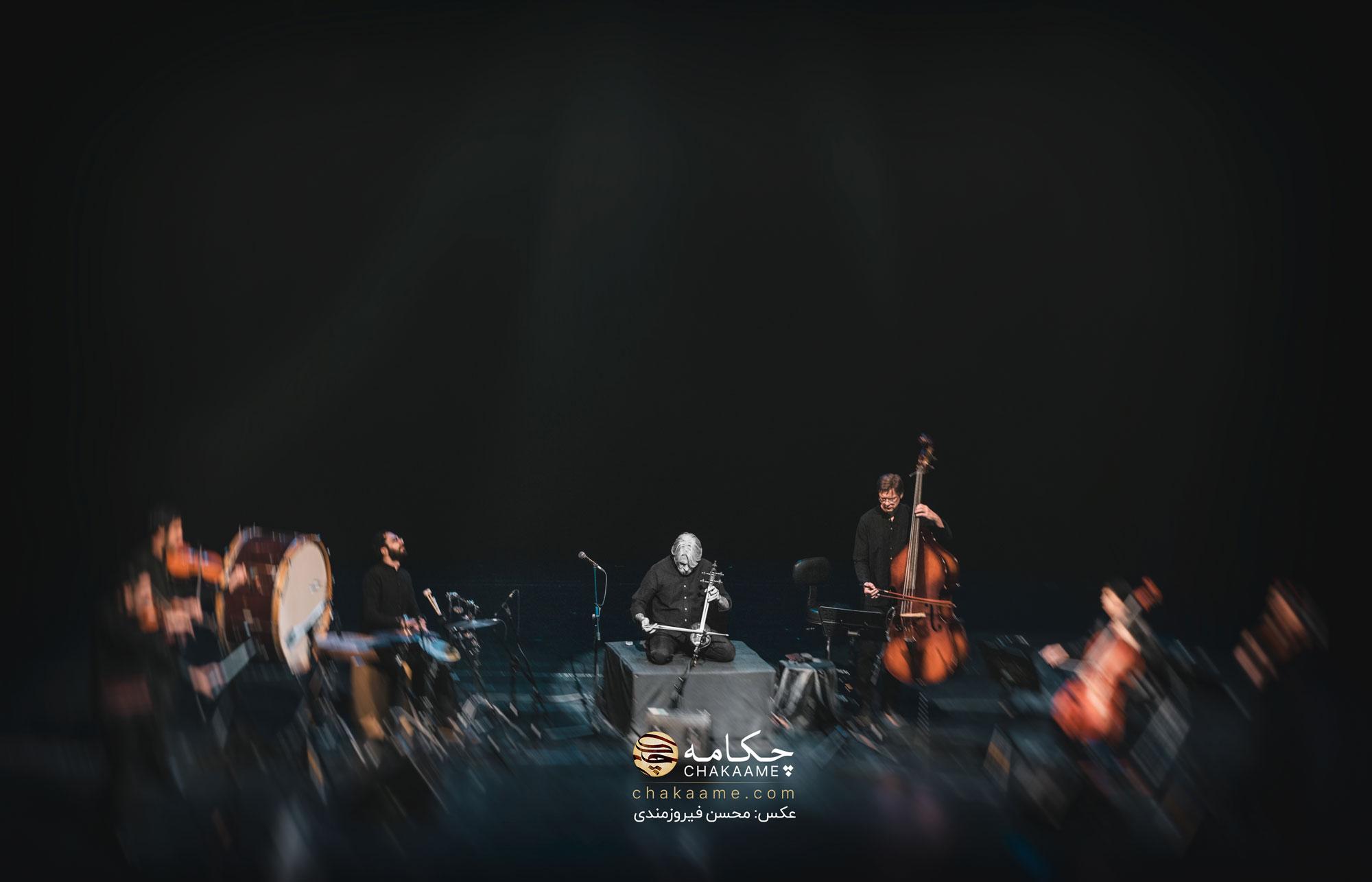 کنسرت کیهان کلهر - فروردین ۹۸