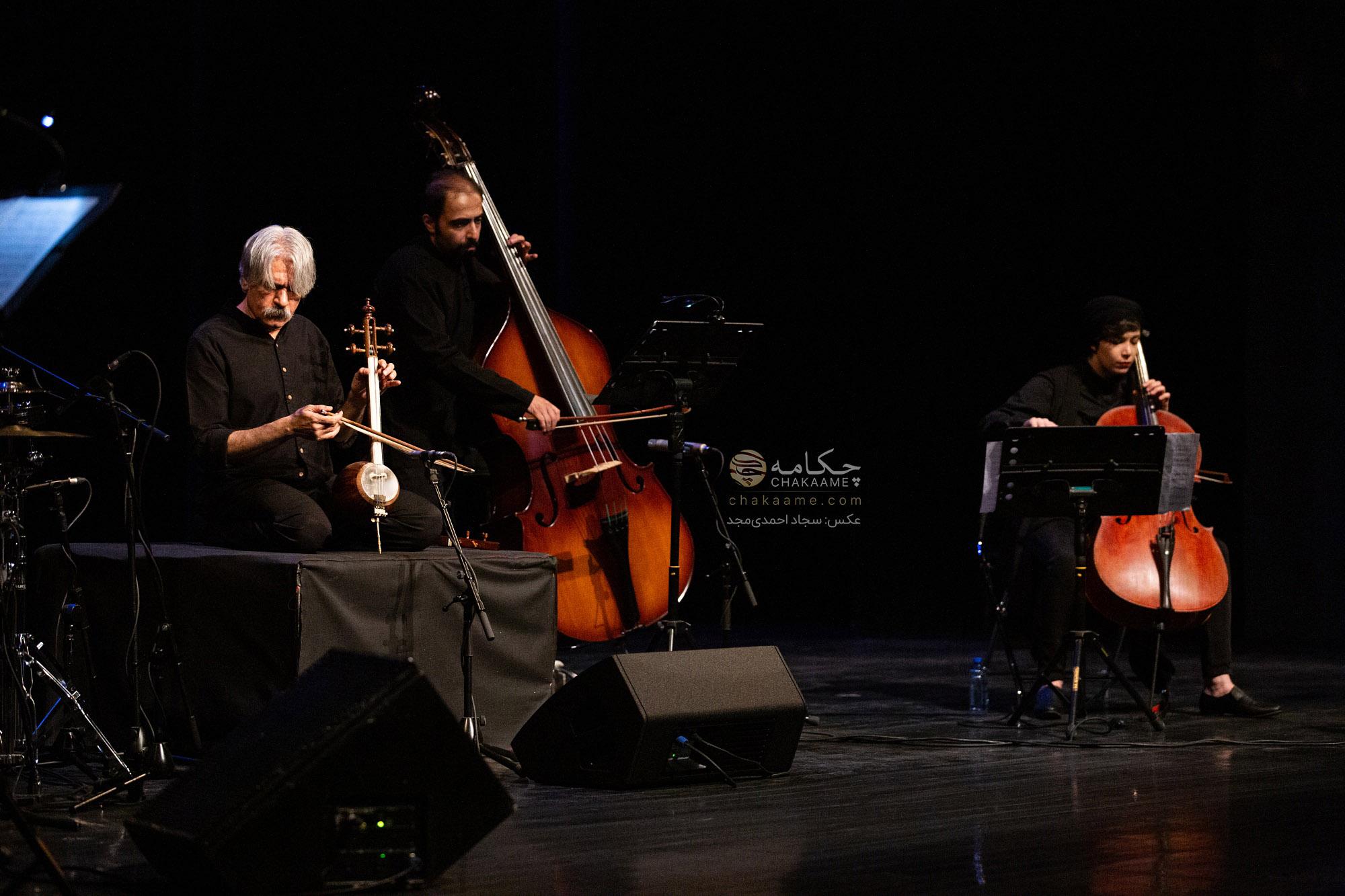 کنسرت کیهان کلهر - تیرماه ۹۸