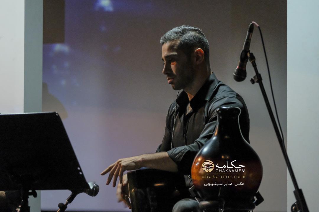 کنسرت علی قمصری