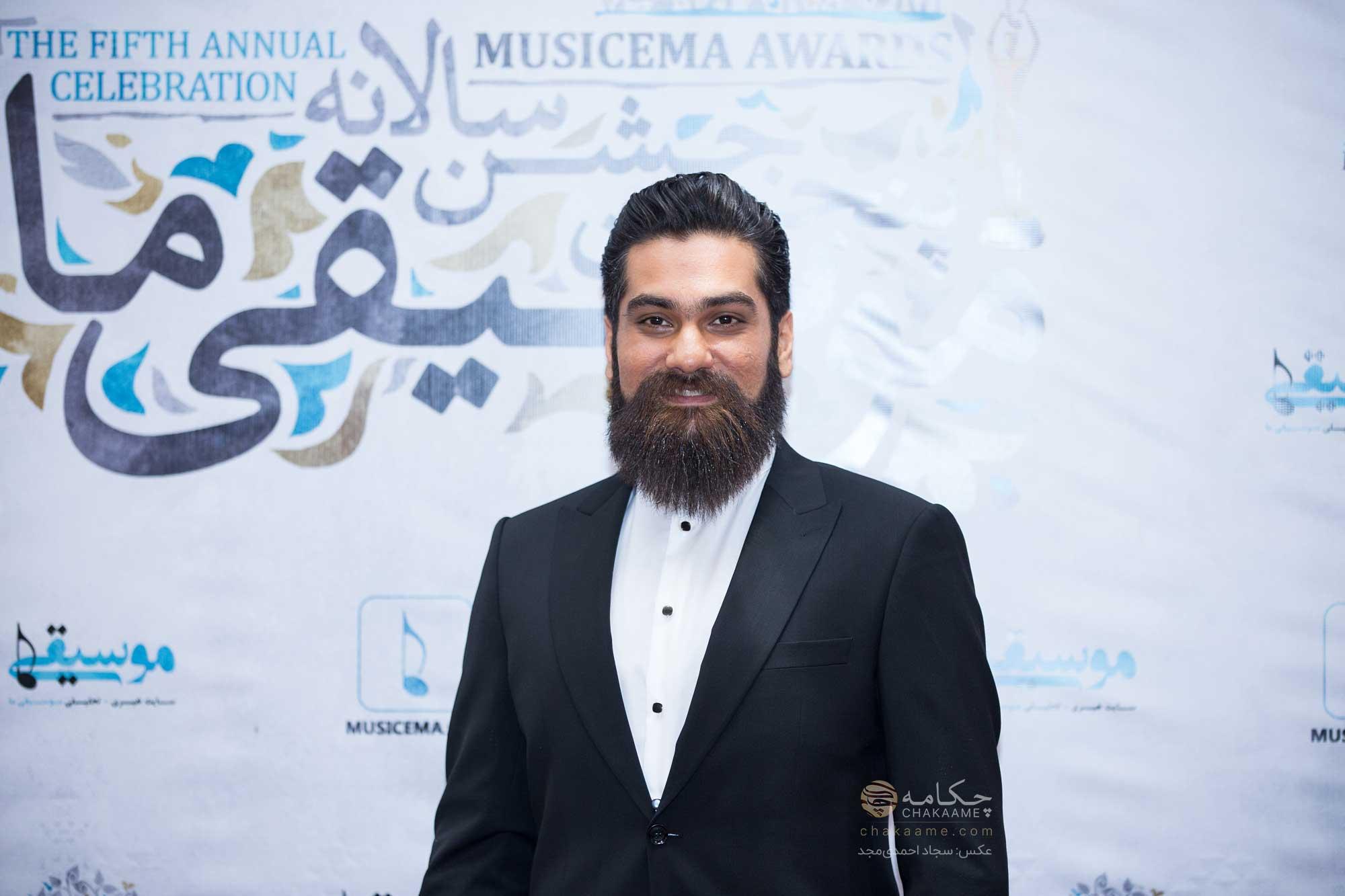 علی زند وکیلی - پنجمین جشن سالانه موسیقی ما