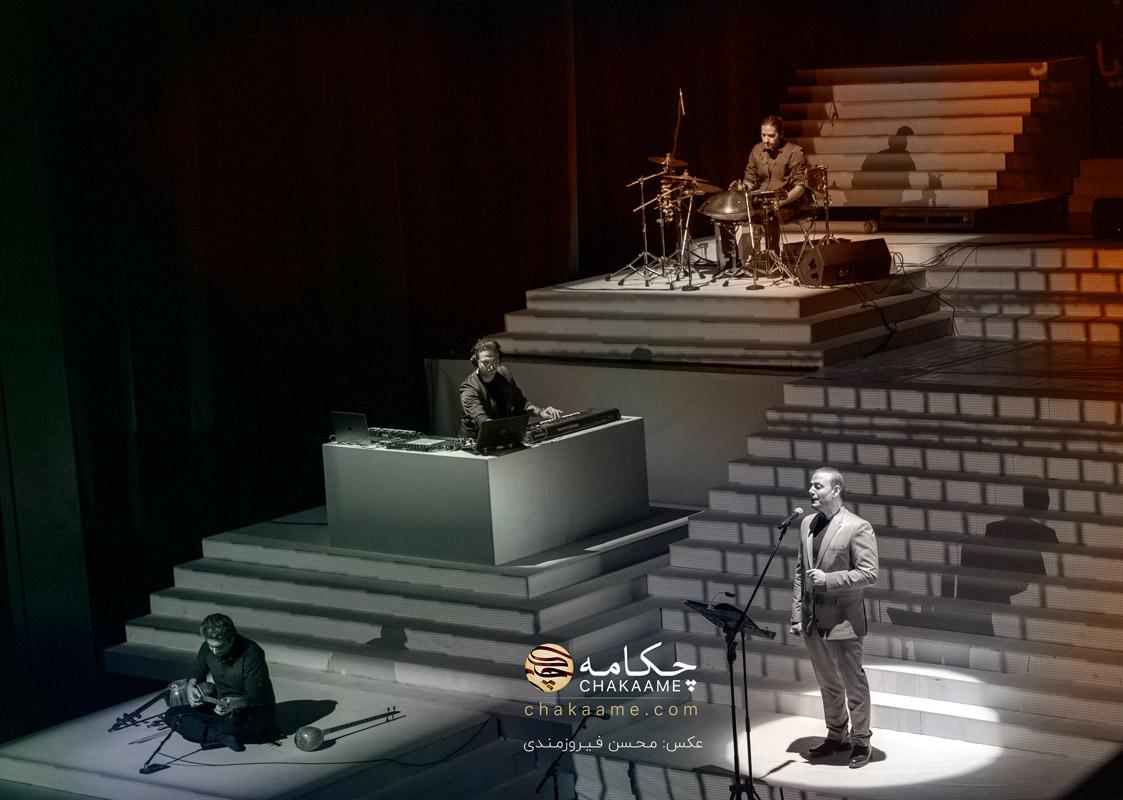 کنسرت علیرضا قربانی - با من بخوان