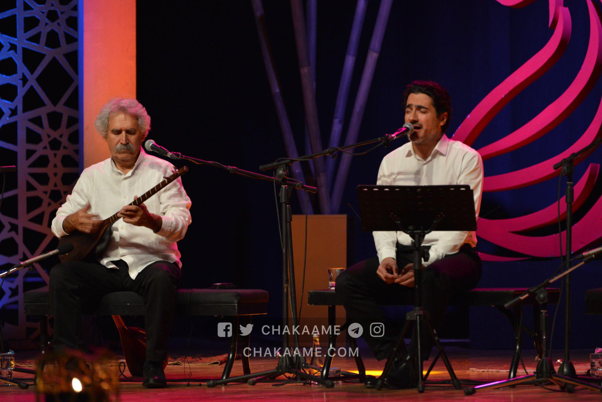 کنسرت همایون شجریان و گروه شمس در قونیه