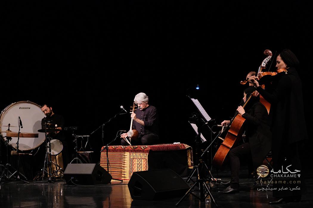 کنسرت کیهان کلهر - دی ماه ۹۸